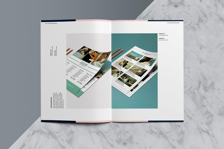Designer Portfolio-48 Pages example image 14