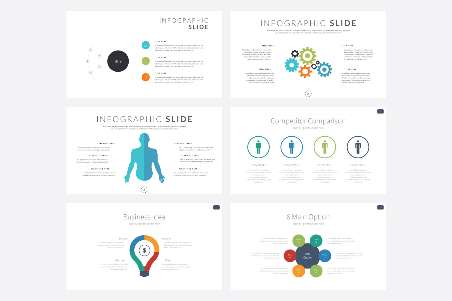 Phylox Powerpoint template example image 13