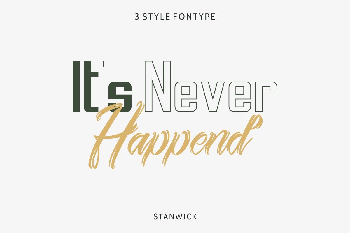 Stanwick example image 3