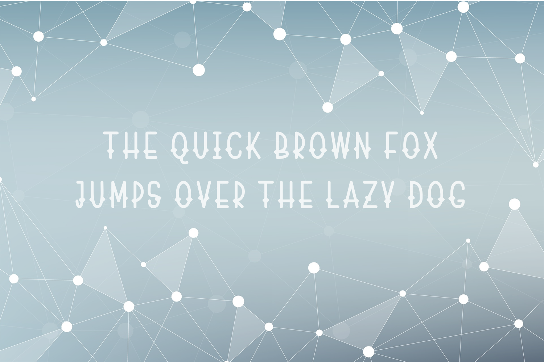 Font Bundle 5 Exclusive Fonts!  example image 7