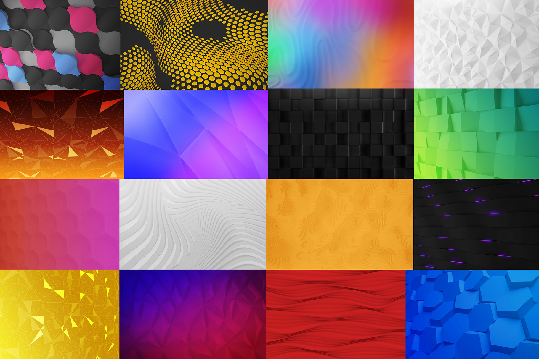 Abstract Backgrounds Volume 1 example image 4