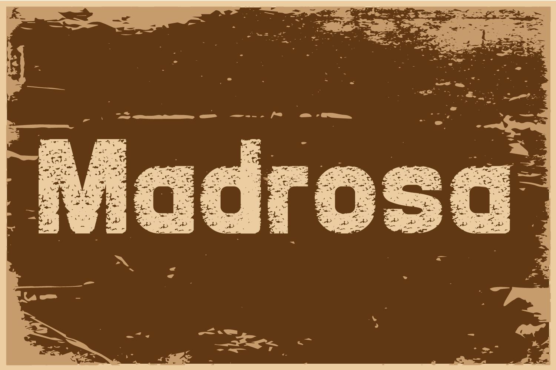 Madrosah example image 2