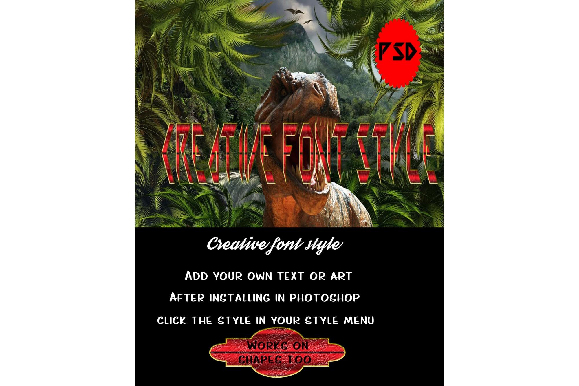 Royal Bundle, photoshop font styles example image 2