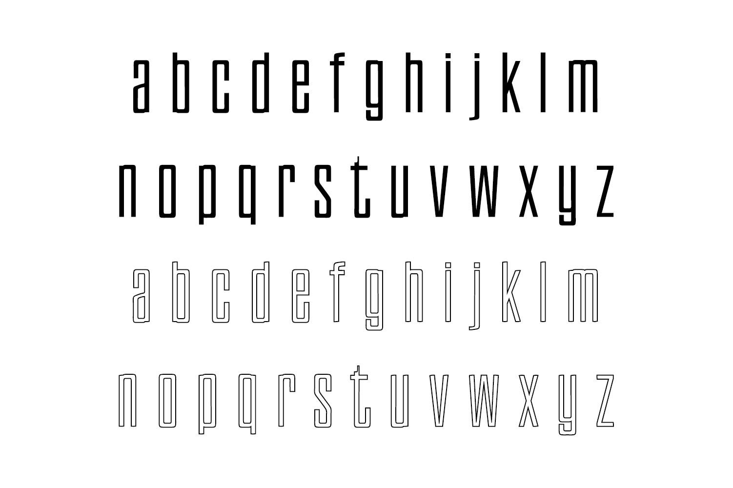 Gayora Slab Serif | Duo Font example image 4