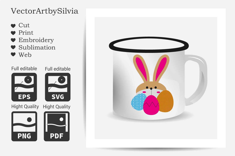 Easter Bundle - Cut Files - 5 Designs example image 2