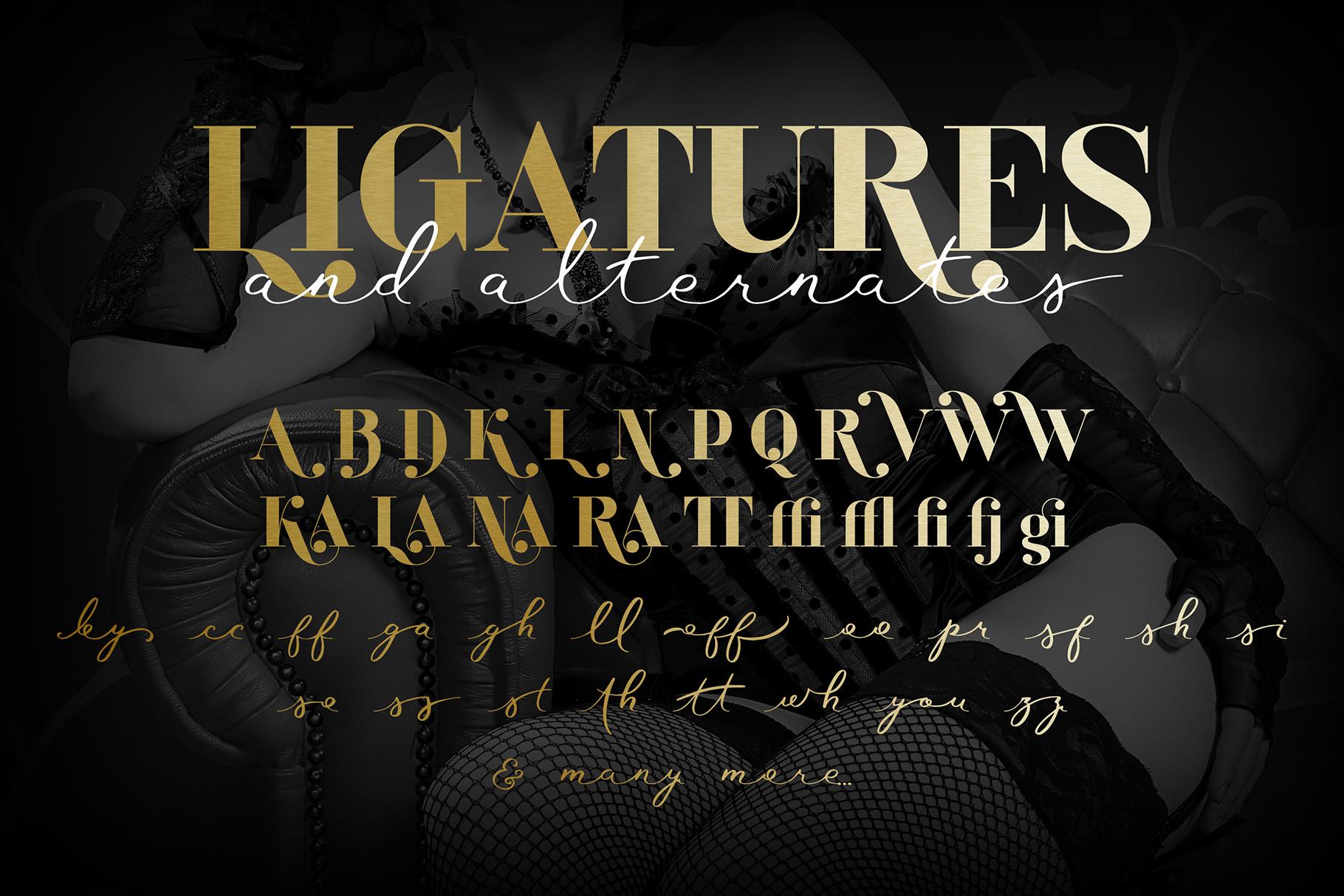 Waymar font duo example image 6