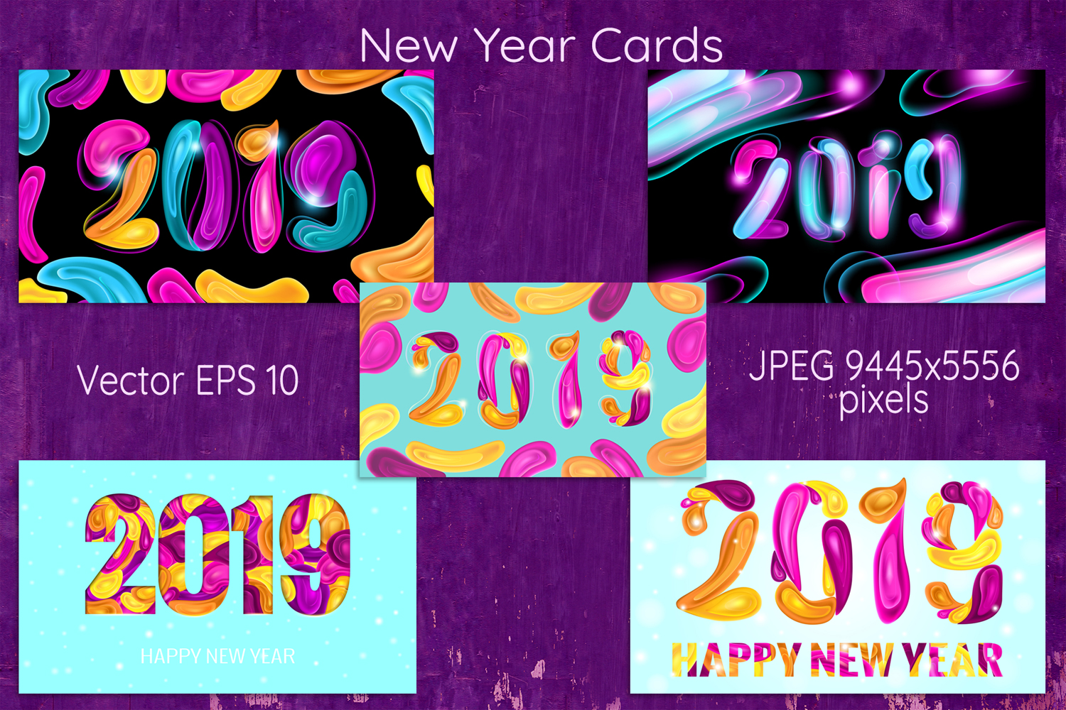 Colorful 2019 example image 4