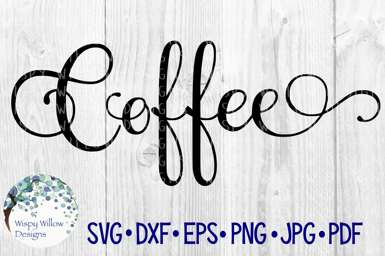 Coffee SVG Cut File example image 2