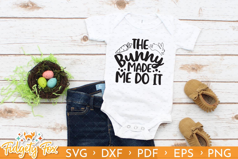 Cute Easter SVG Bundle, 18 original designs for Easter example image 3