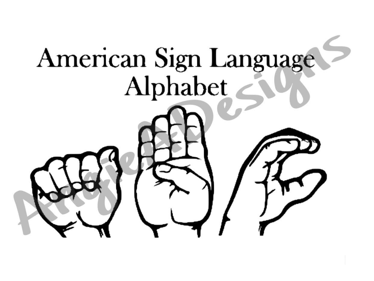 Sign Language example image 1