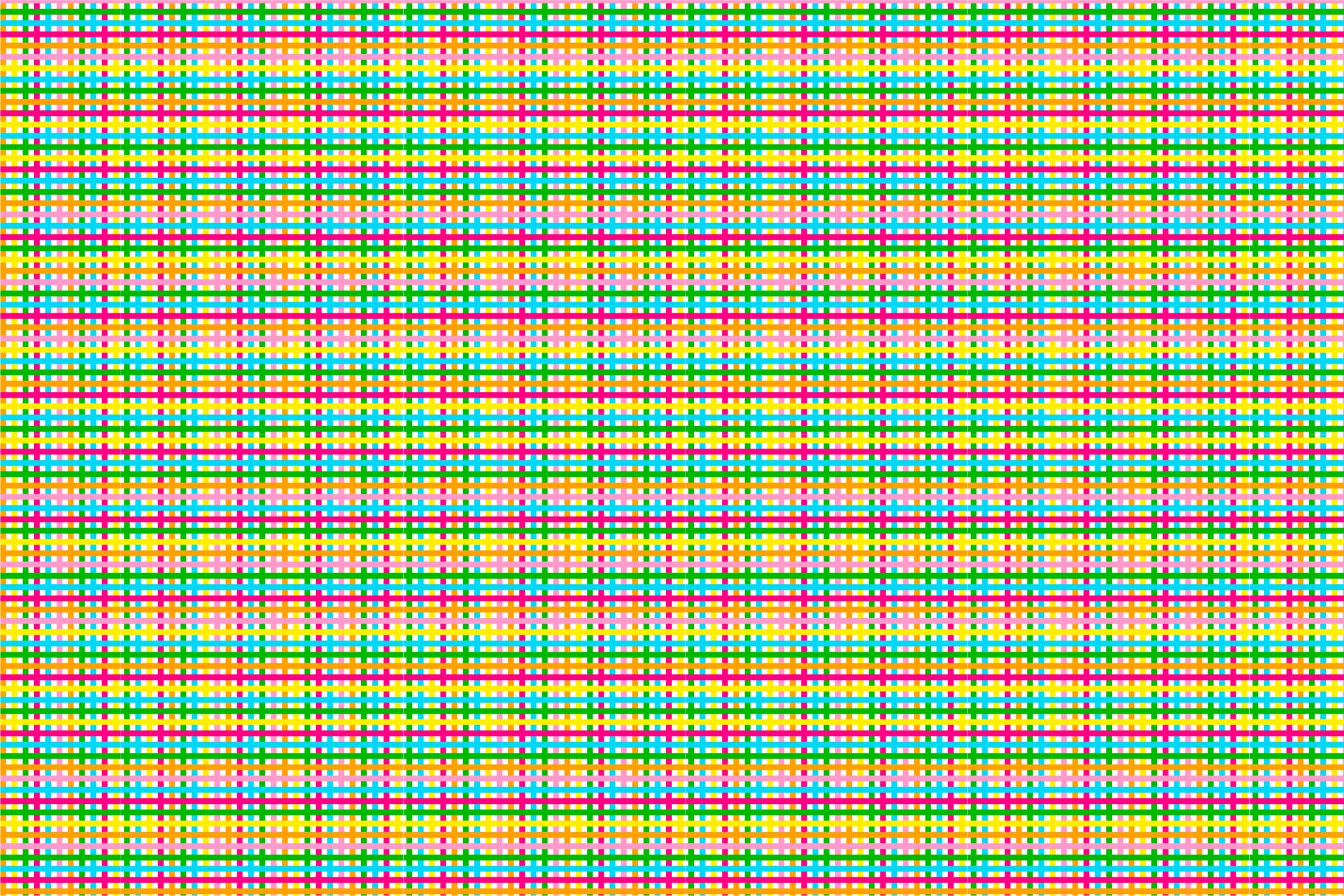 9 Geometric seamless patterns. Ai, EPS, JPG, SVG example image 9