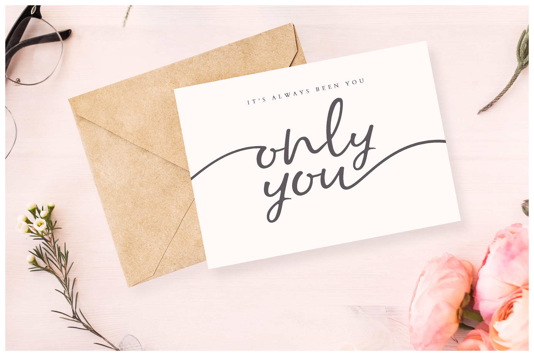 Ever After | A Modern Calligraphy Font example image 13