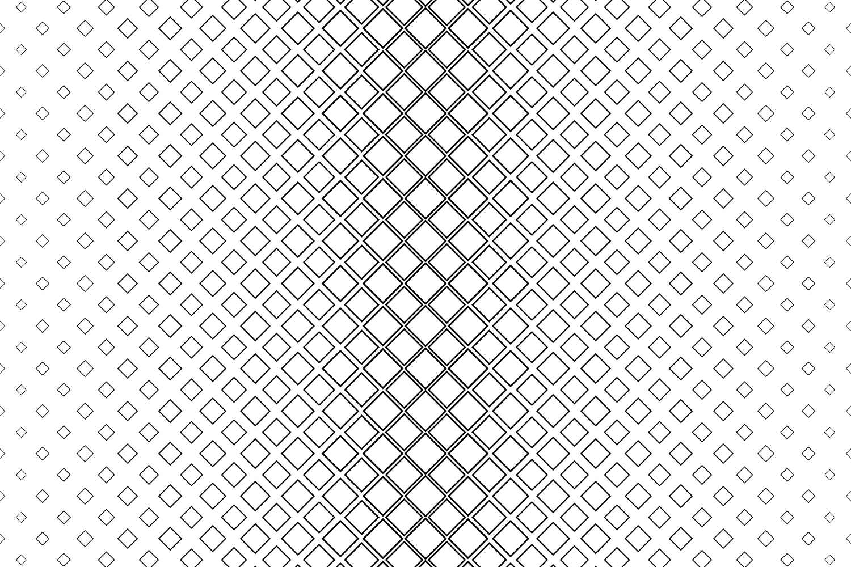 24 Square Patterns (AI, EPS, JPG 5000x5000) example image 2