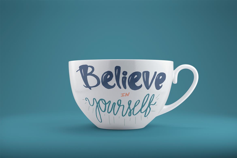 Believe In Yourself example image 4