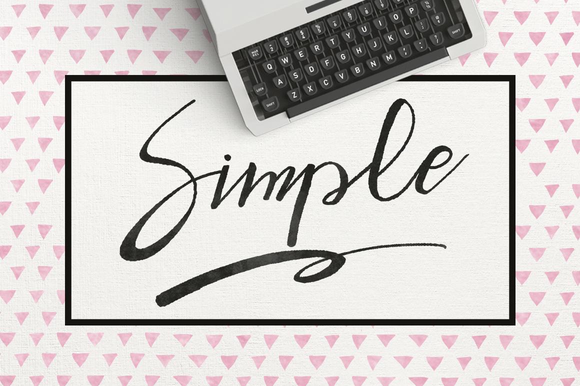 Kalista Typeface example image 4