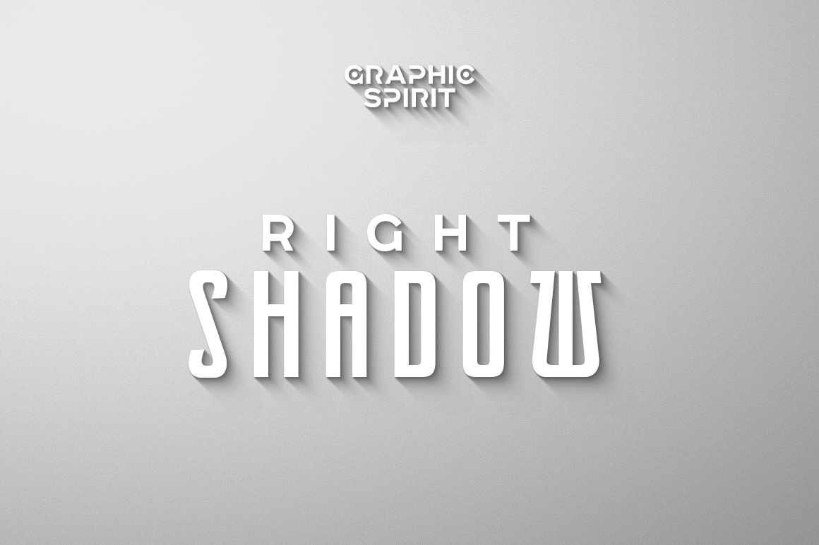Laconic Long Shadow for Photoshop example image 2