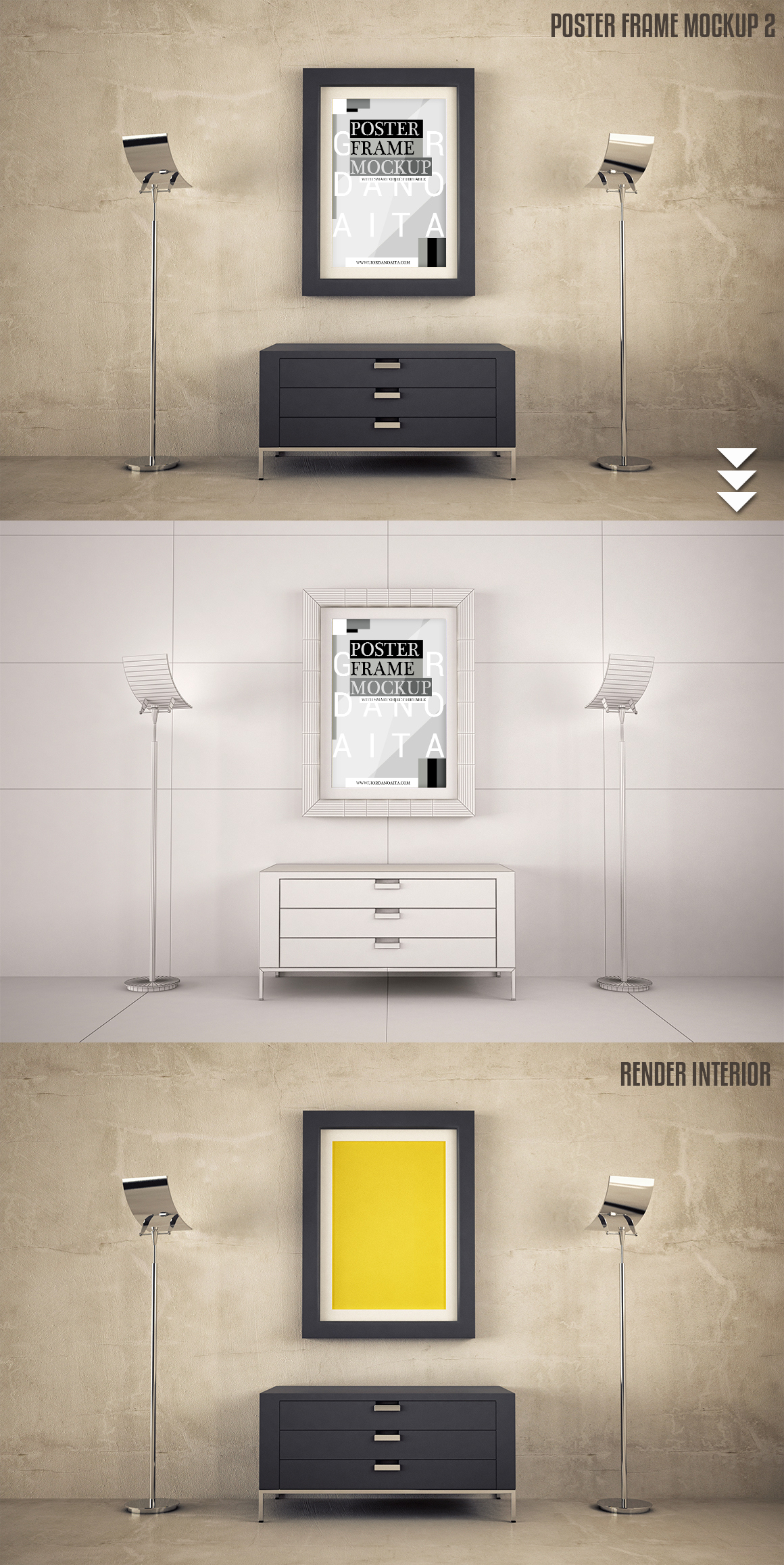 Interiors Mock-up Vol. 3 example image 7