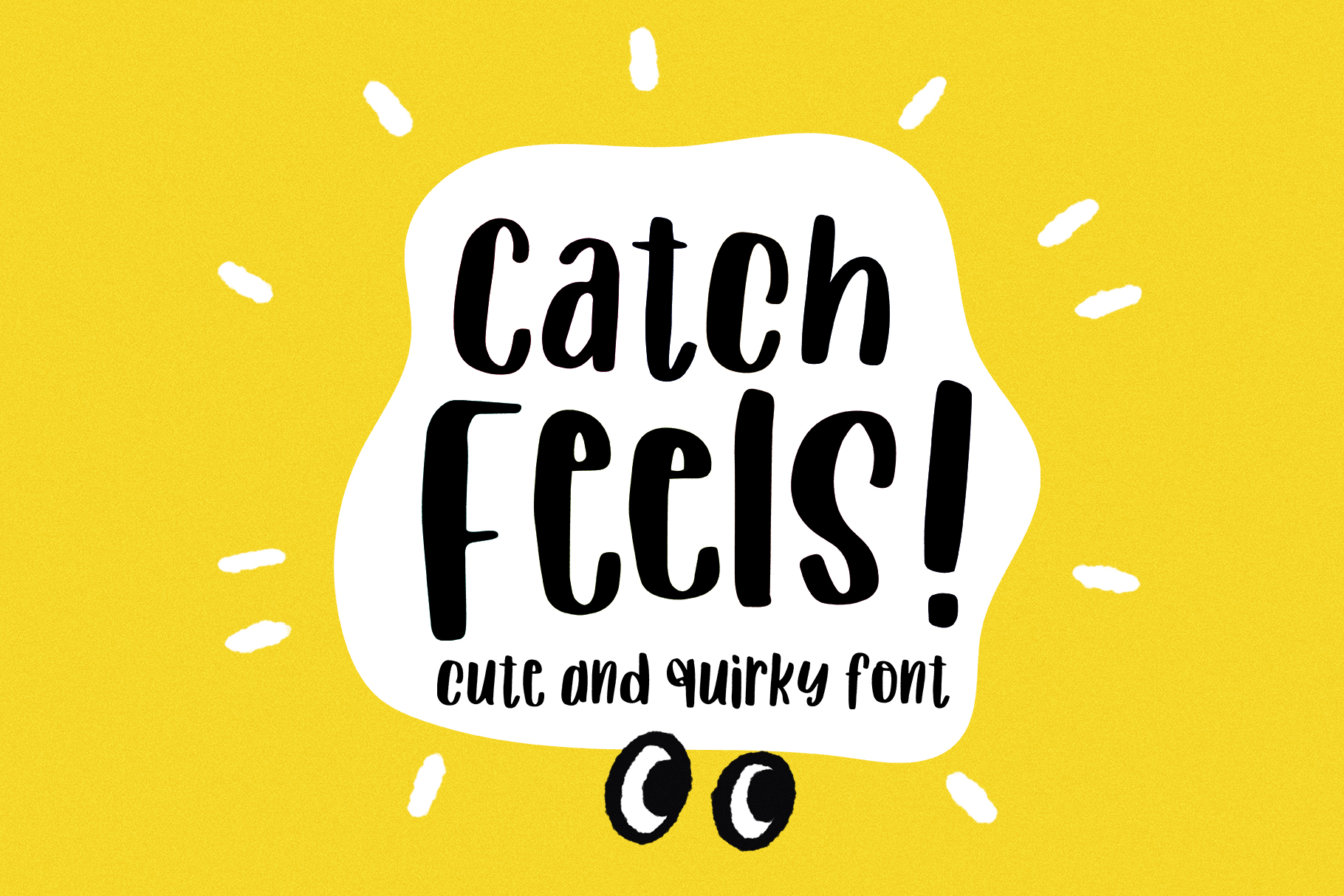 Catch Feels - Lovely and Quirky font example image 13