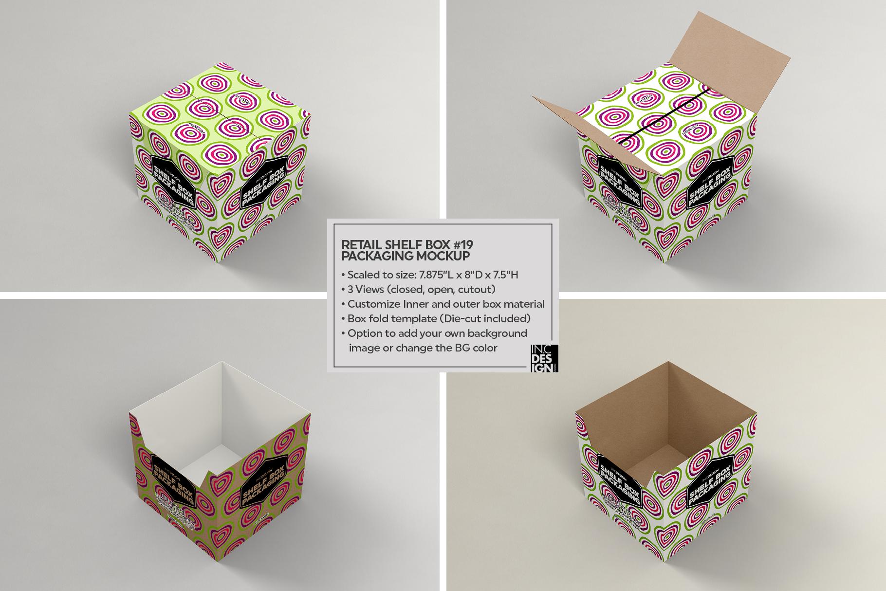 Shelf Box Packaging Volume 4 example image 15