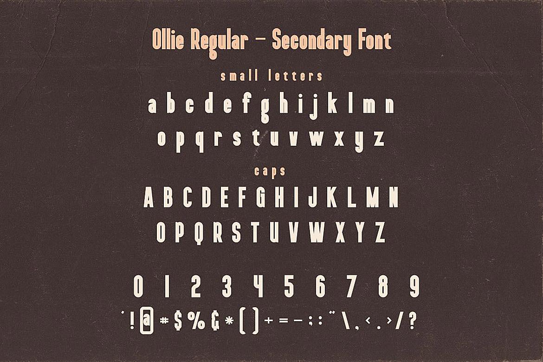Mindset Font Duo example image 5
