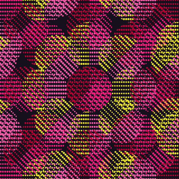 Pattern of dots. example image 3