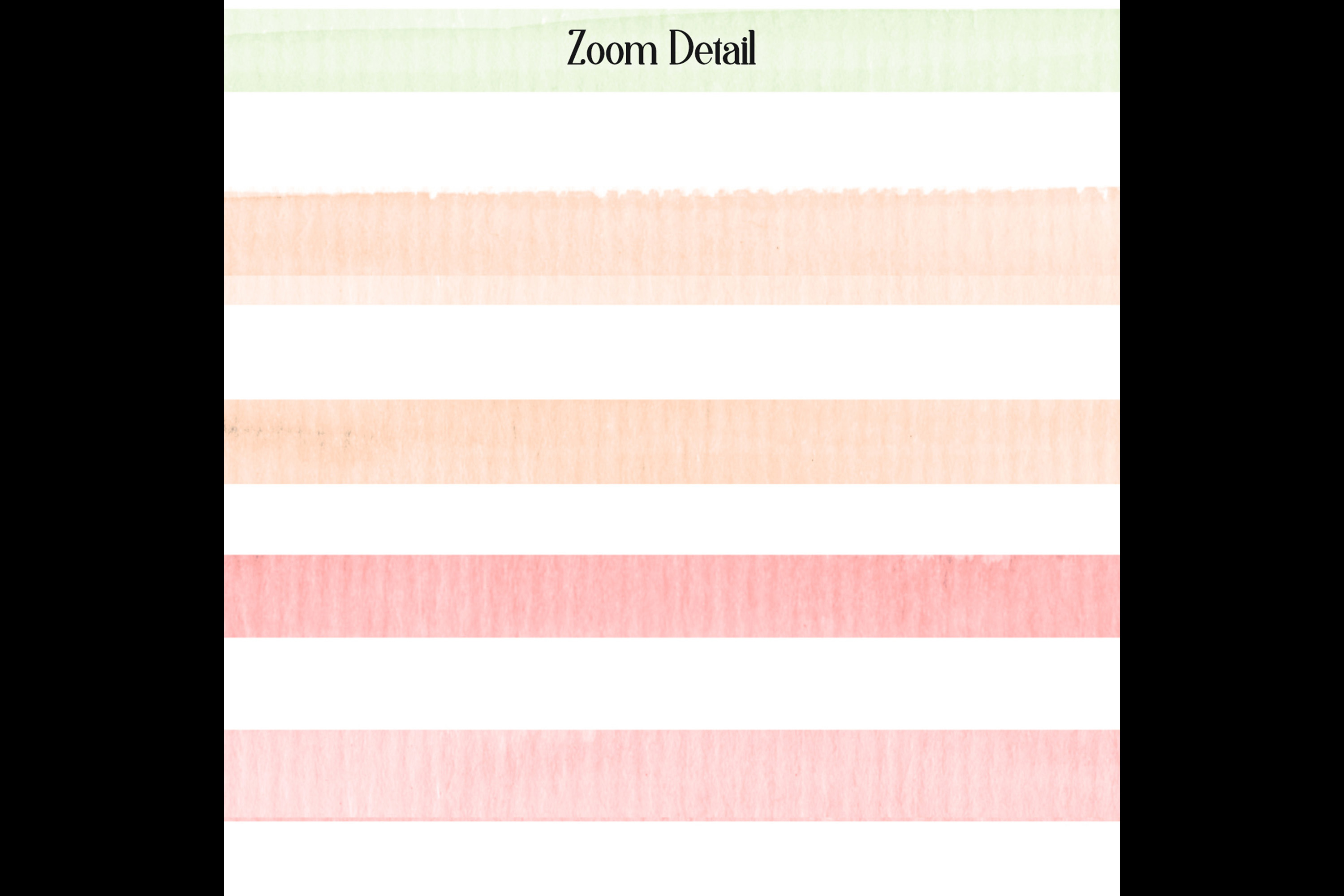 16 Seamless Watercolor Pastel Rainbow Ombre Stripes Papers example image 8
