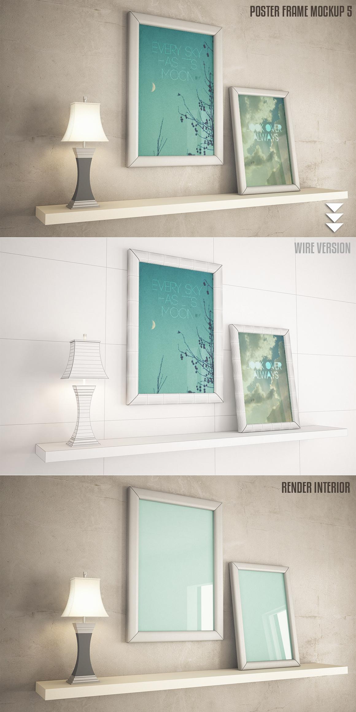 Interiors mock-up Vol. 2 example image 7