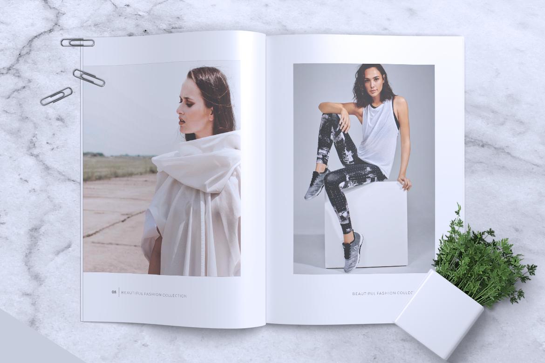 Pakean Minimal Lookbook/Magazine Fashion example image 8