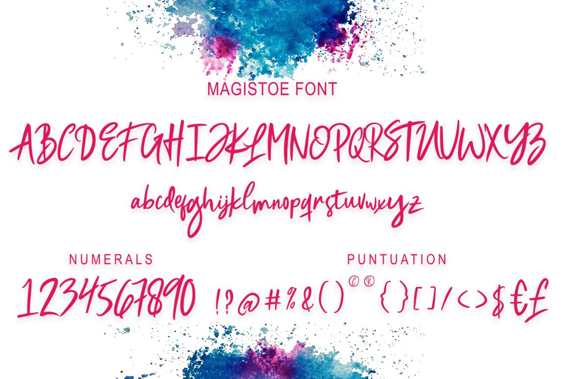 Magistoe script example image 8
