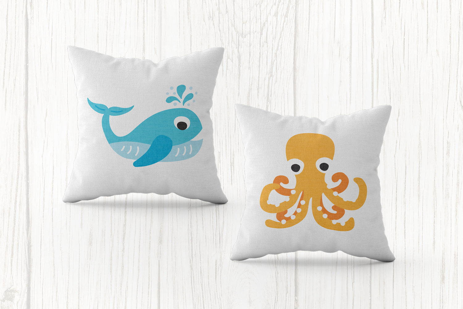 SeaLife Cuties Illustration Collection example image 4