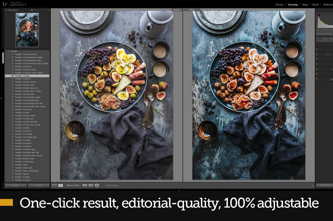 FoodKit - Food Presets for Lightroom & ACR, Desktop & Mobile example image 21