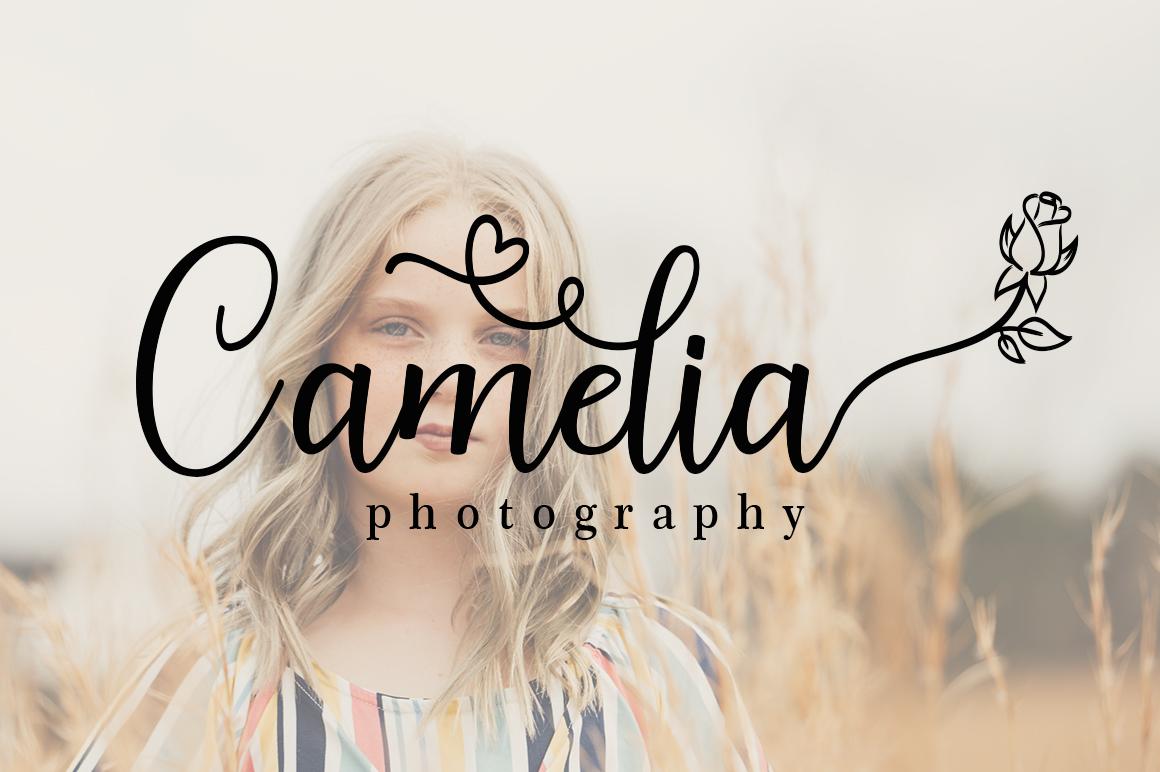 Camelia example image 2