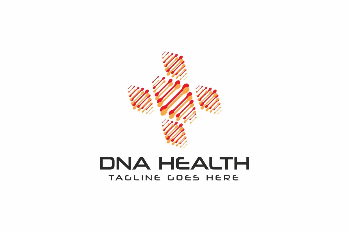 DNA Health Logo example image 1