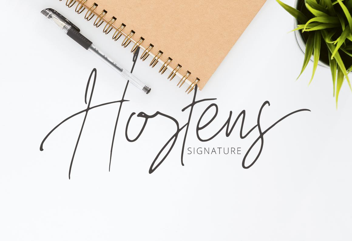 Hostens Signature example image 9