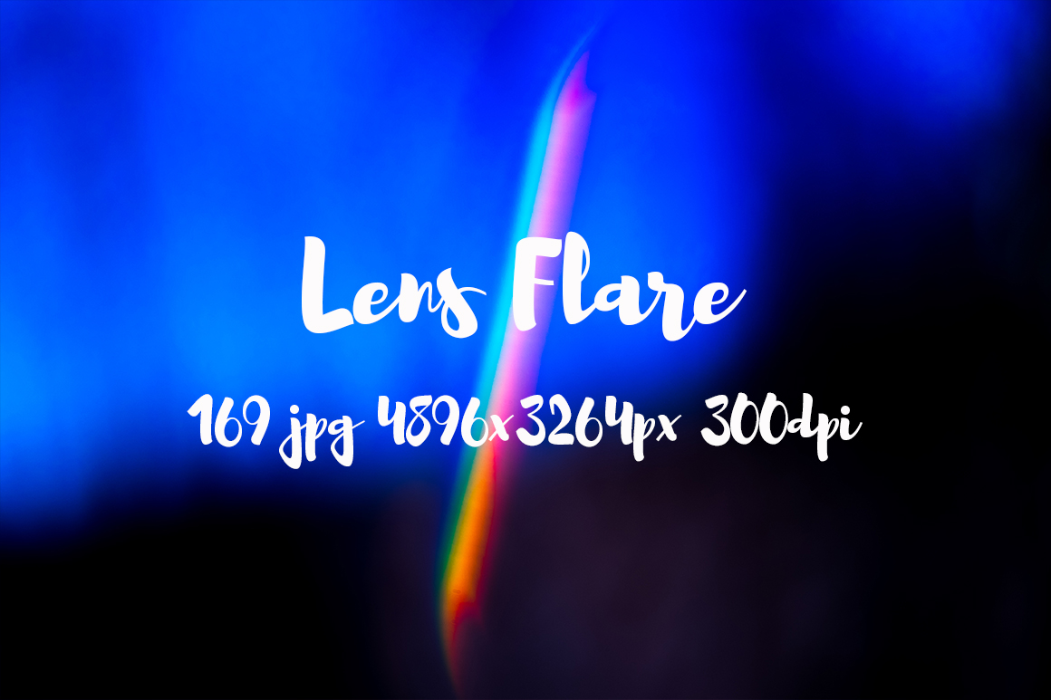 Lens Flare Pack example image 18