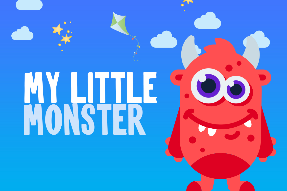 Playtime Font example image 3