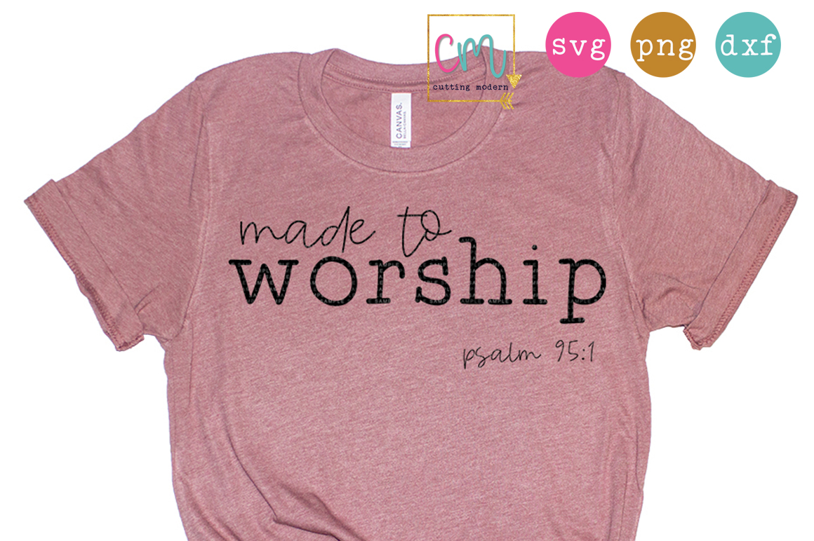 Made To Worship example image 1