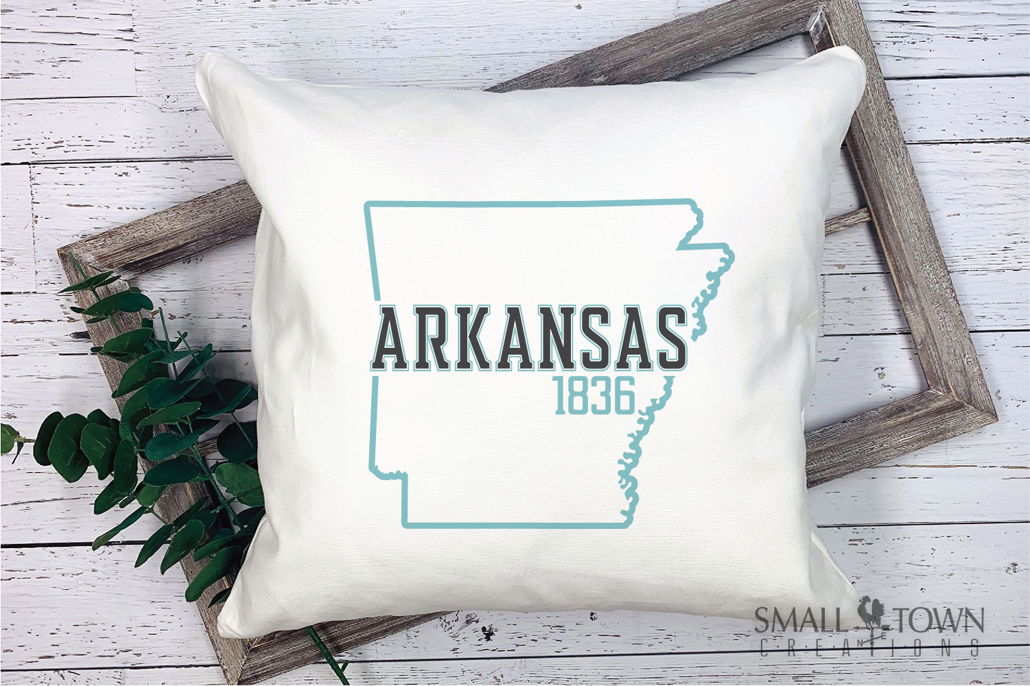 Arkansas, Land of Opportunity, Logo, PRINT, CUT & DESIGN example image 9