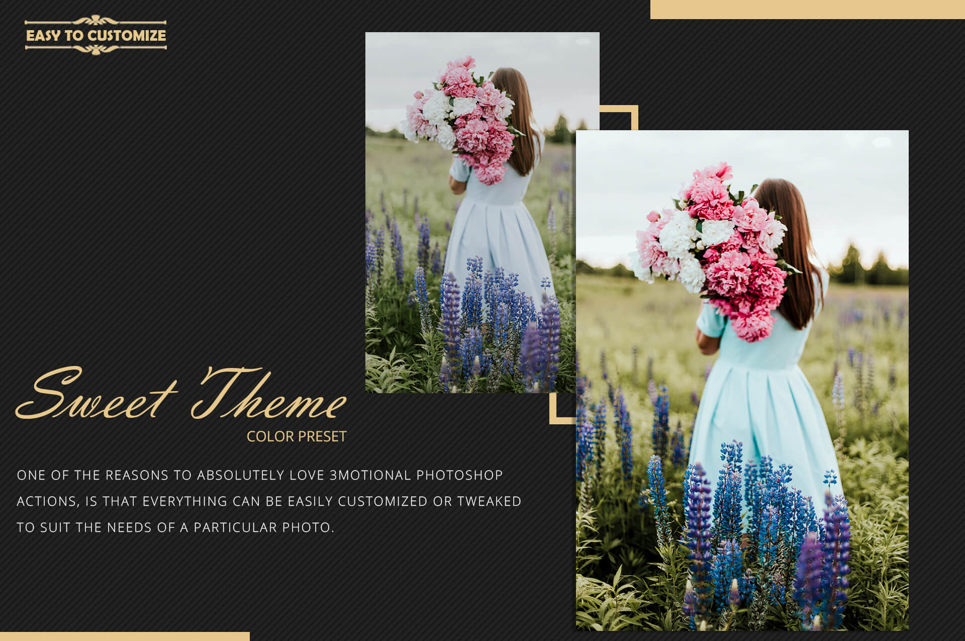 Neo Sweet Color Grading photoshop actions example image 8