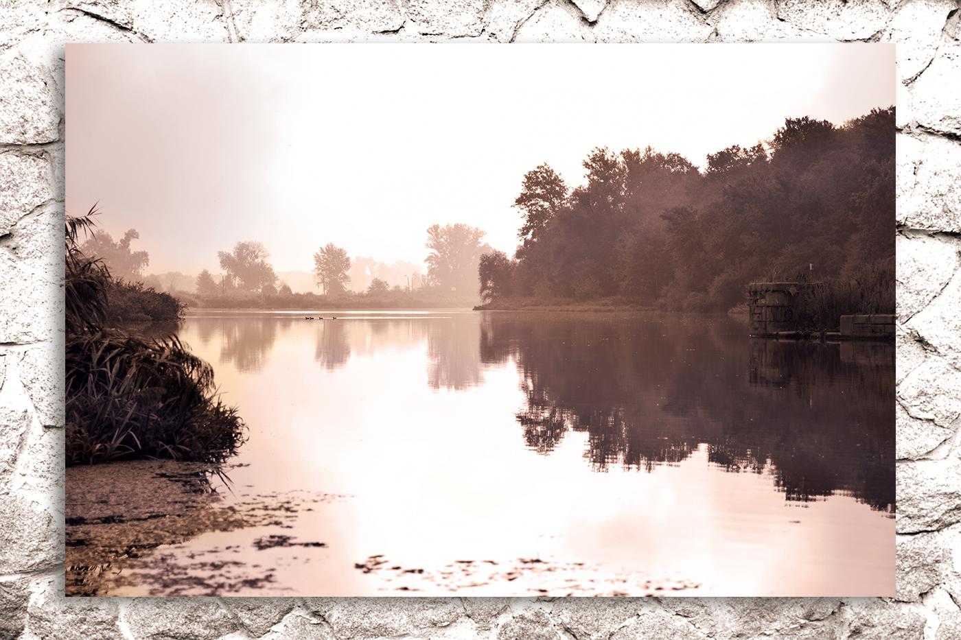 Nature photo, landscape photo, lake photo, example image 4