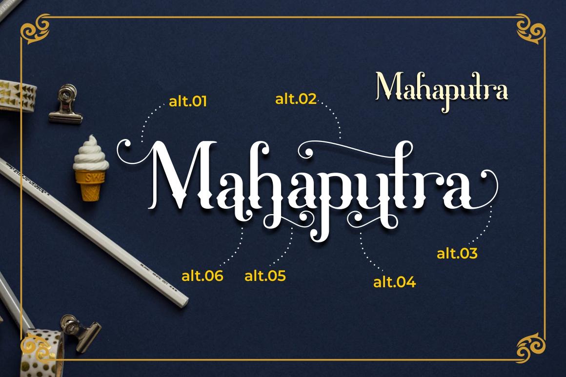 Mahaputra example image 2