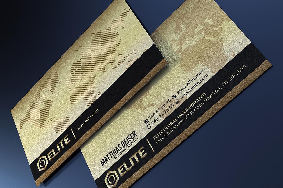 25 Business Cards Bundle - Vol 01 example image 26