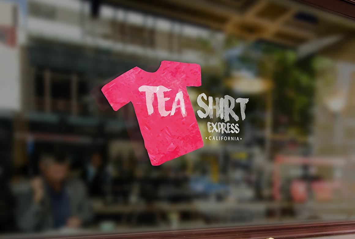 Tea Shirt Logo + Extras example image 3