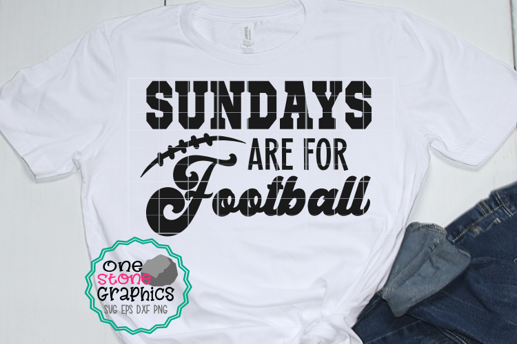Sundays are for football svg,game day svg,football svg example image 1