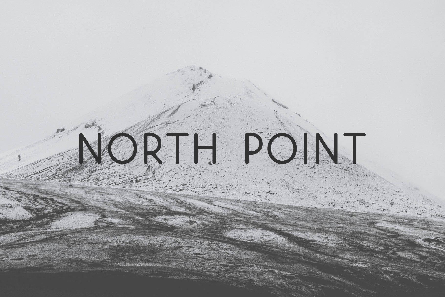 North Point | Sans Serif example image 1