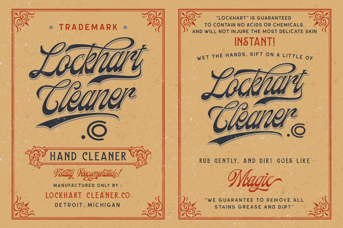 Frankest - The Vintage Font Duo example image 6