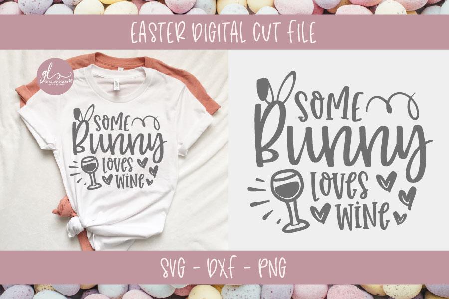 Easter SVG Bundle - 12 Easter Designs - SVG, DXF & PNG example image 4