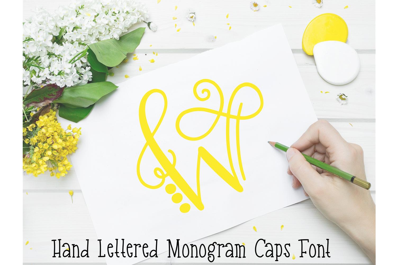 Big Monogram Bundle - 10 of my Best Selling Monogram Packs! example image 11