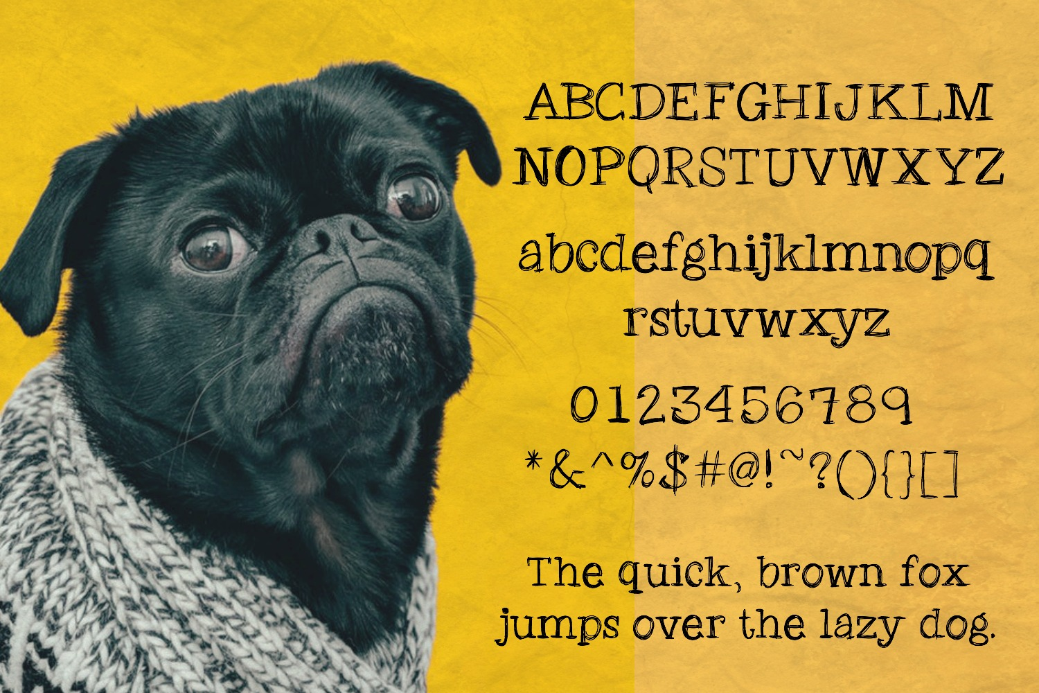 Sweater Weather Handwritten Font example image 2