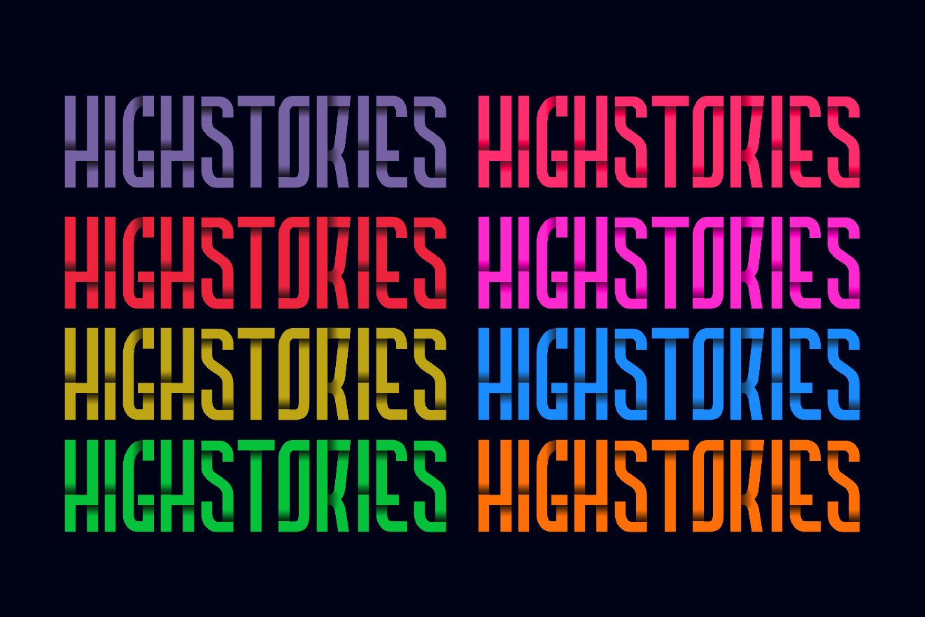 Highstories Family / Extra SVG Font example image 15